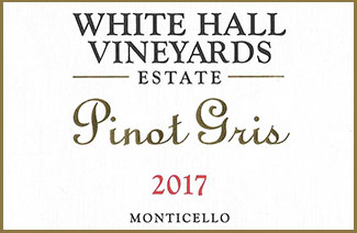 White Hall Vineyards Estate-Pinot-Gris