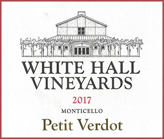 White Hall Vineyards Petit Verdot