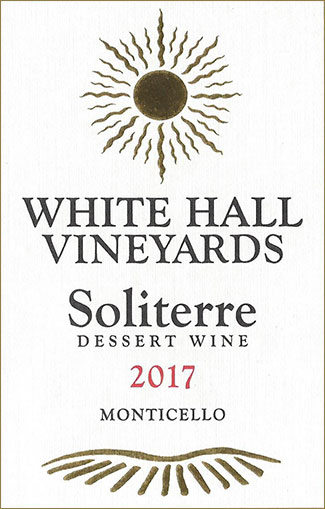 White Hall Vineyards Soliterre