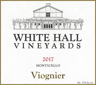 White Hall Viognier